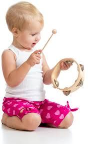 toddler tambourine